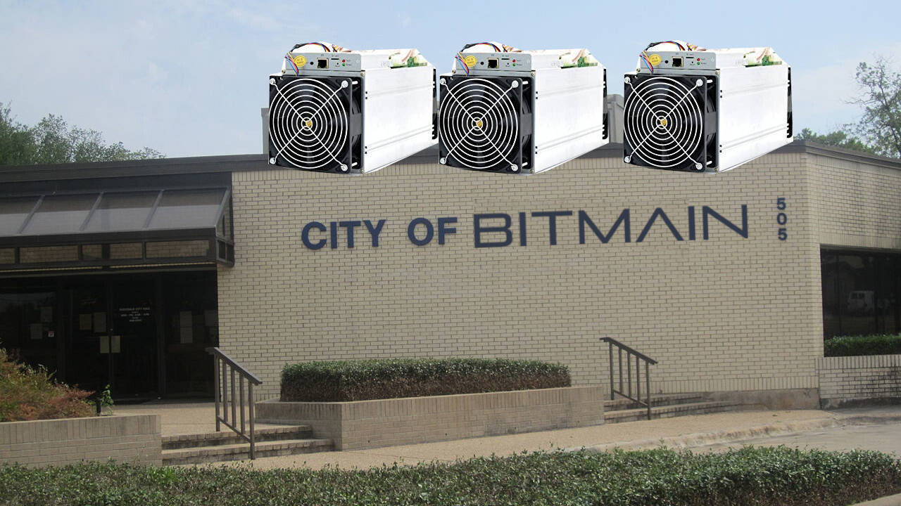 Bitmain is building a massive $500M cryptocurrency mining farm in Texas
