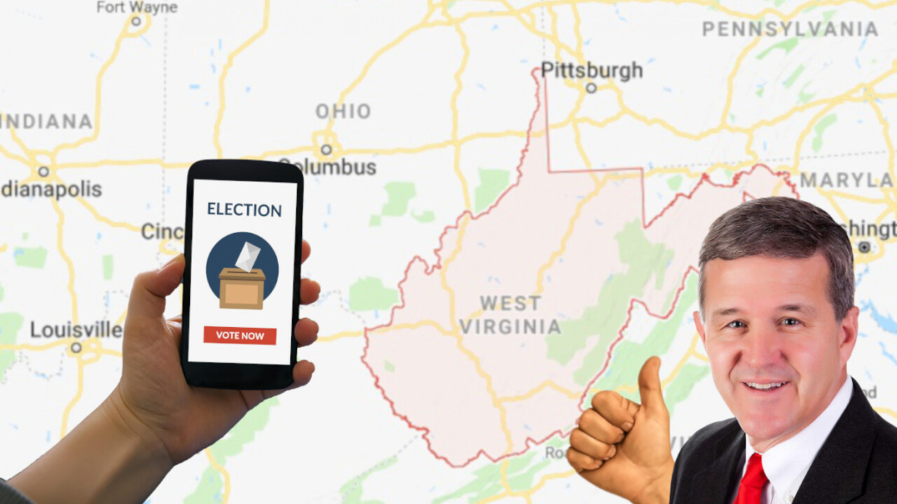West Virginia to roll out blockchain-powered voting app – but there's a caveat