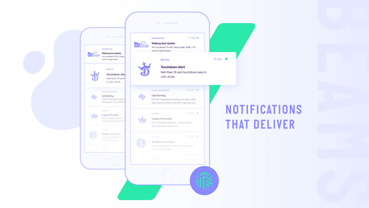 Pusher's new Beams API wants to make push notifications suck less