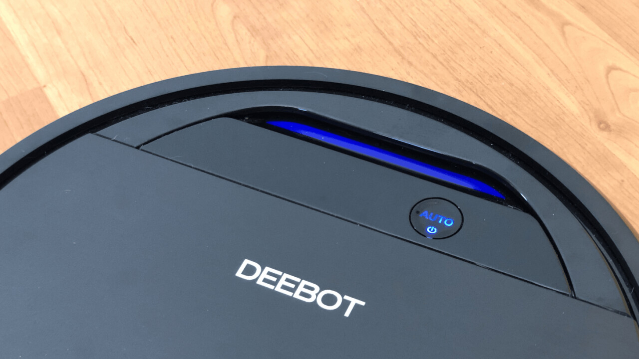 Deebot Ozmo 930 is the robot vacuum you've been waiting for