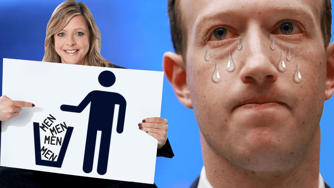 Facebook thinks saying 'all men are trash' is hate speech — it's not