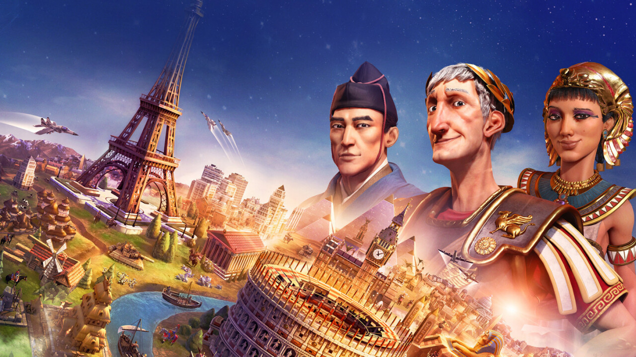 Civilization VI is coming to the Nintendo Switch