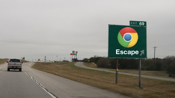 How to escape Google's forced logins on Chrome 69