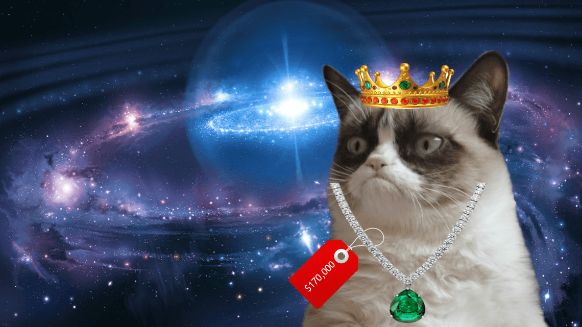Someone paid $170,000 for the most expensive CryptoKitty ever