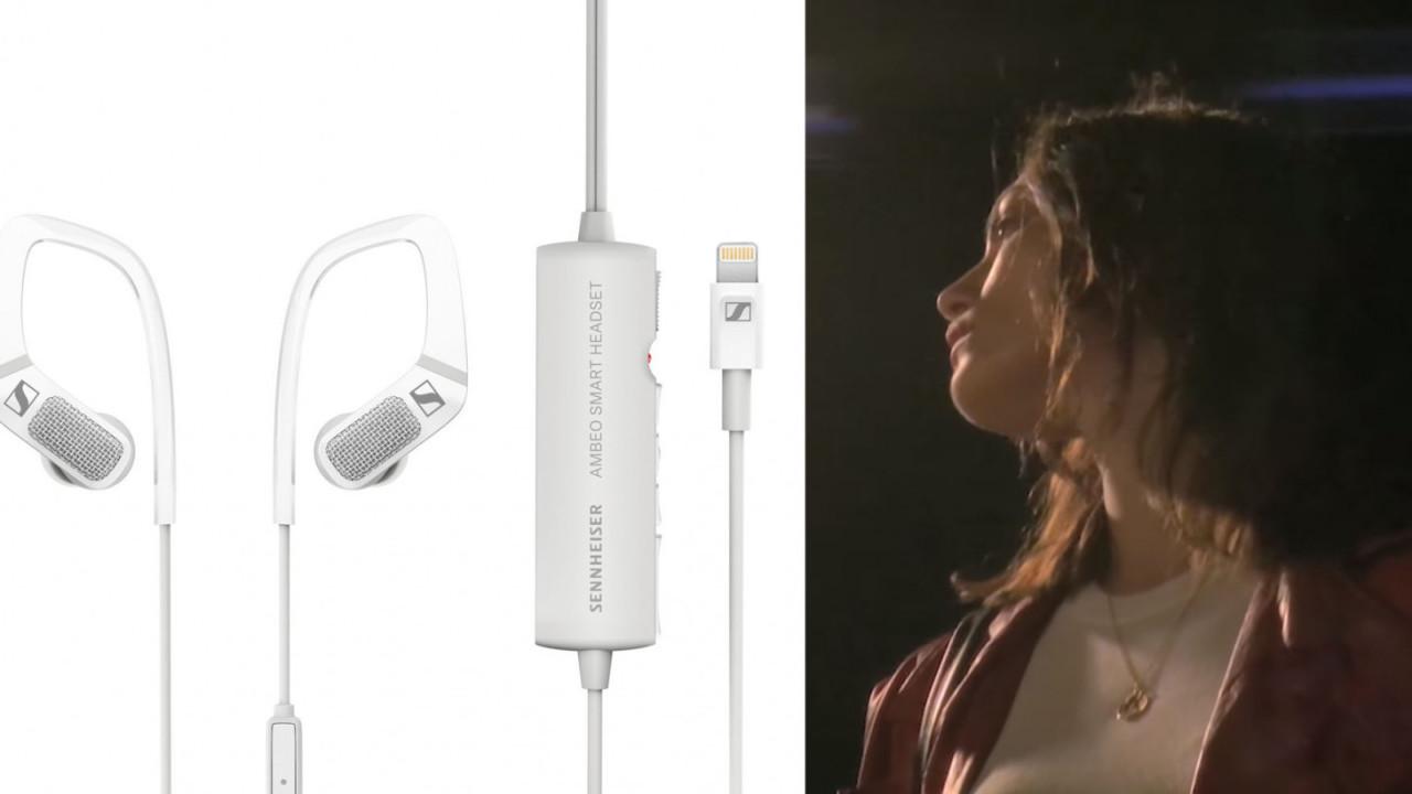 Sennheiser's short film shows the power of binaural audio