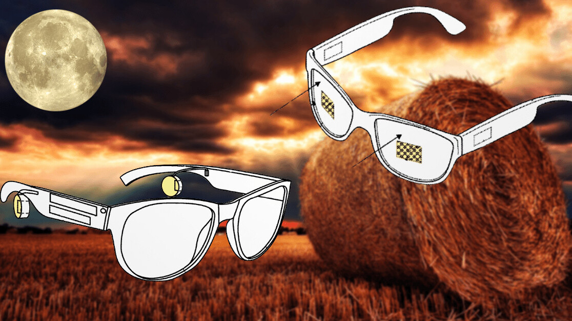 Full moon patents: Alphabet isn't giving up on Google Glass