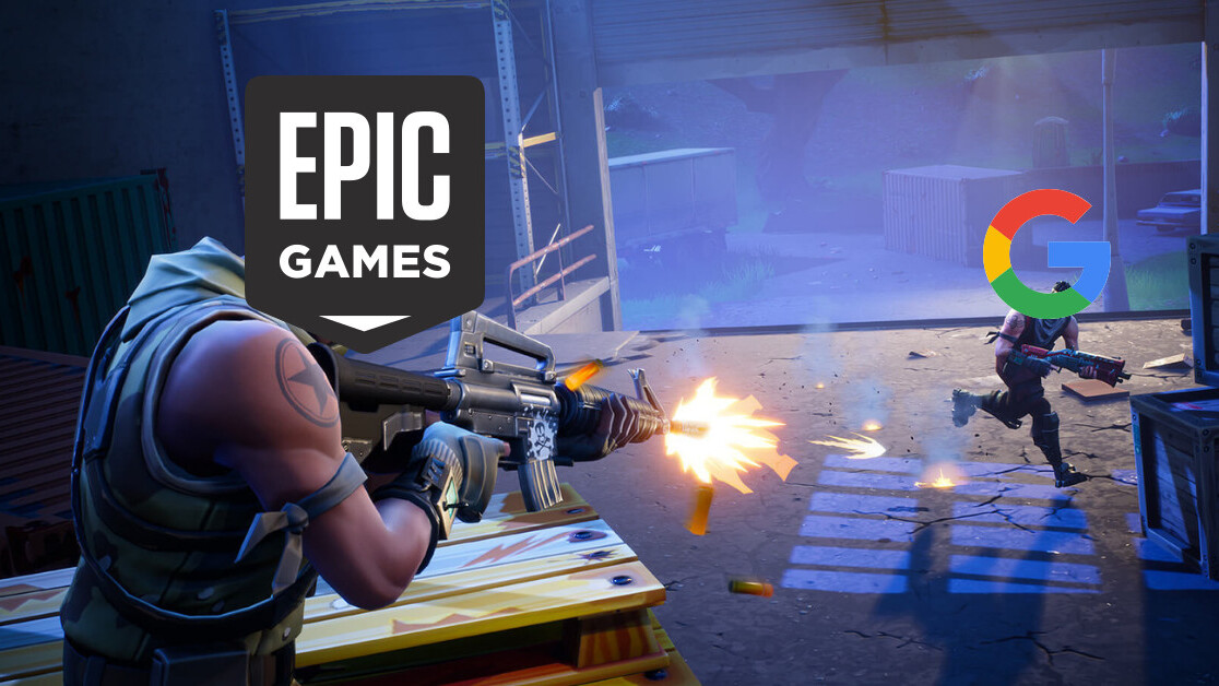 As Google and Epic Games go to war over Fortnite, players take the hit