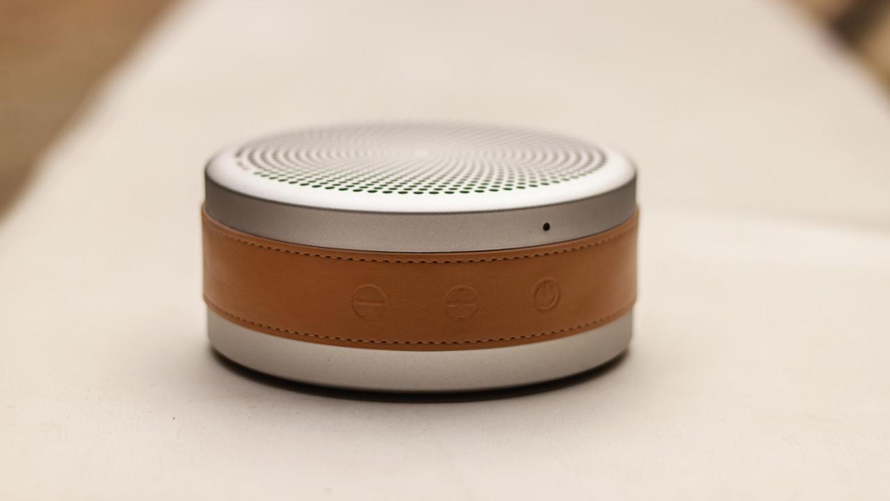 Tivoli's beautiful $200 speaker isn't ready for the outdoors – or anywhere, really