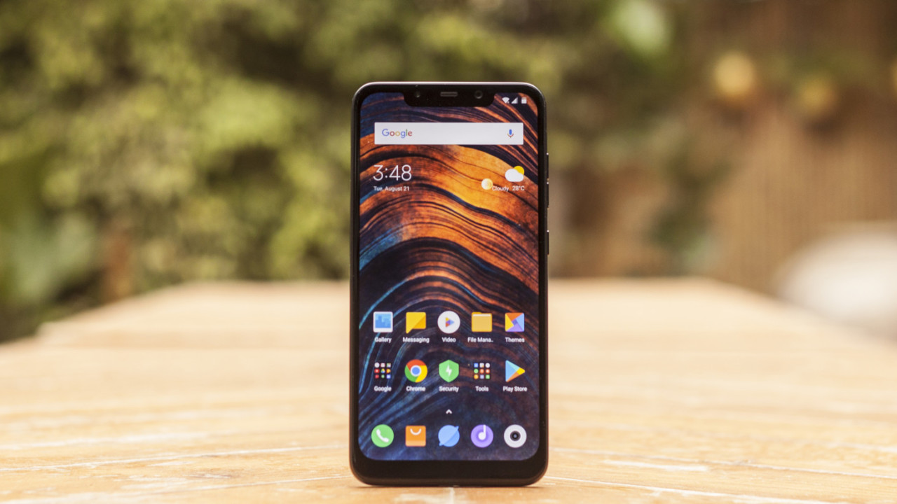 Xiaomi's fully loaded Poco F1 is hands down the best value