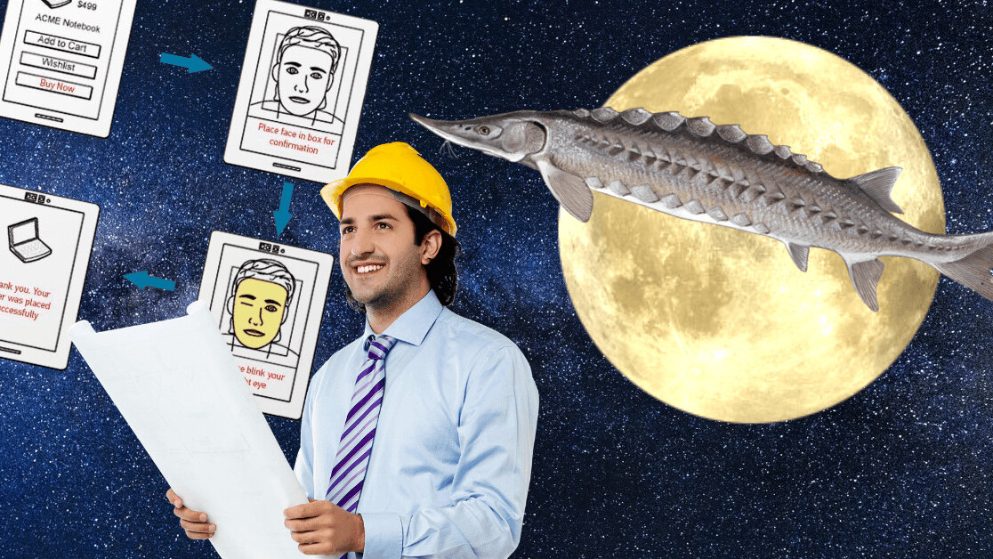 Sturgeon Moon patents: One-blink ordering and energy harvesting airports