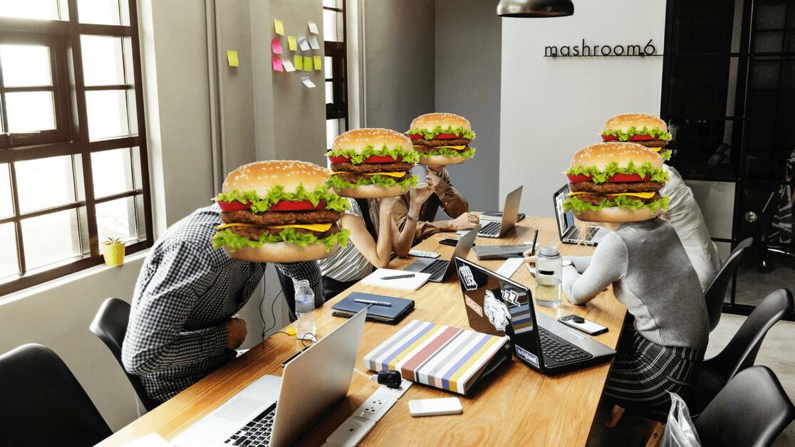 How a hamburger anecdote shaped my tech startup mentality