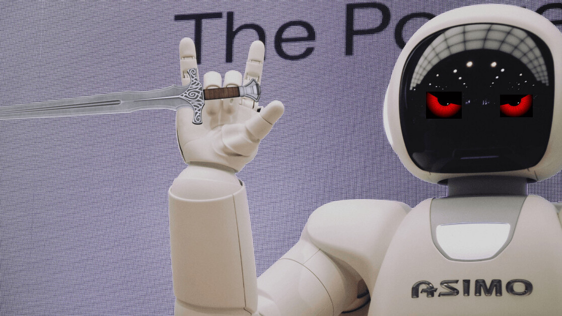 AI has already been weaponized – that's why we need to ban 'killer robots'