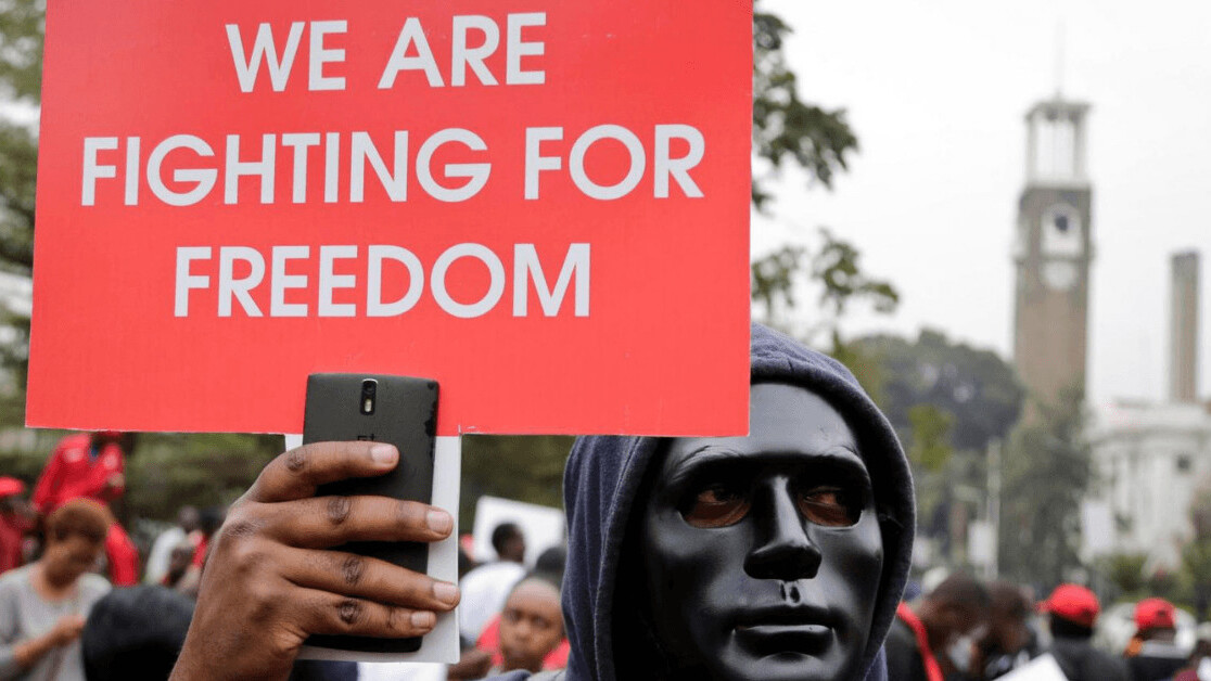 Social media activism is a threat to Uganda's President