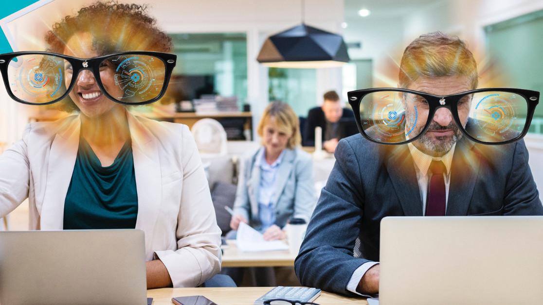 AR's success depends on perfecting input methods
