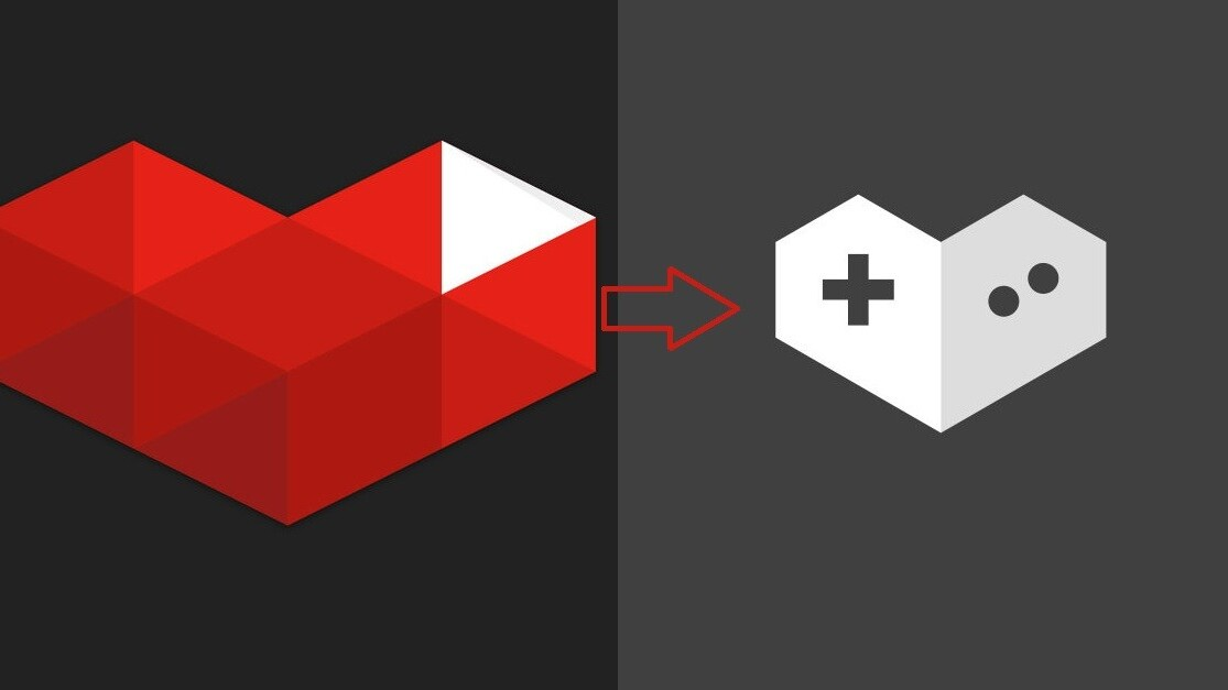 YouTube merges Gaming with main site after standalone app fails to impress