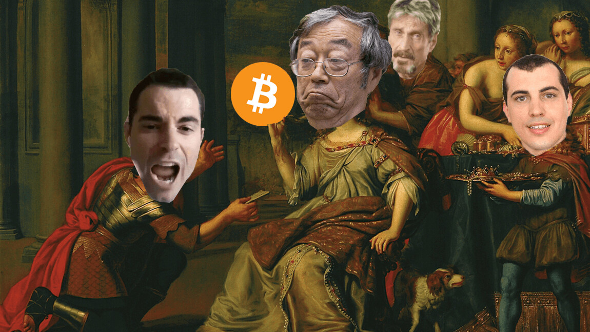 A brief history of Bitcoin (and the people that made it happen)