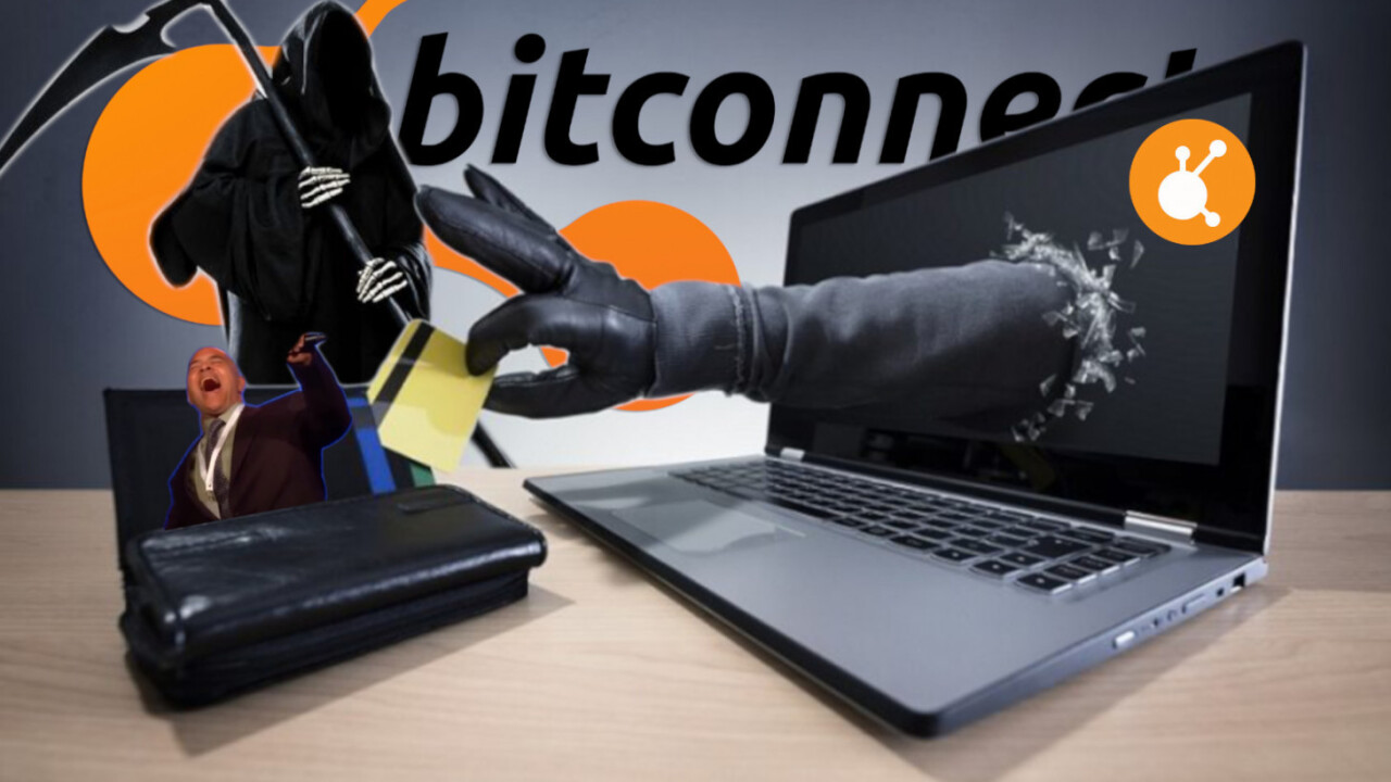 BitConnect officially delisted from the last cryptocurrency exchange that traded it