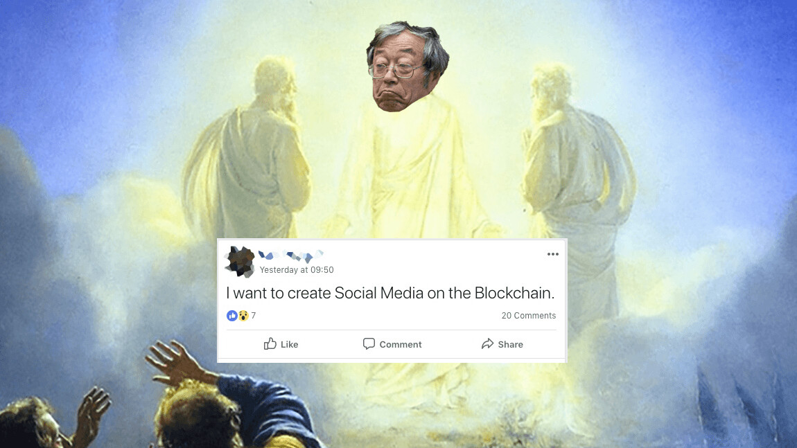 Facebook's blockchain developer groups are a delightful tub of unintentional hilarity