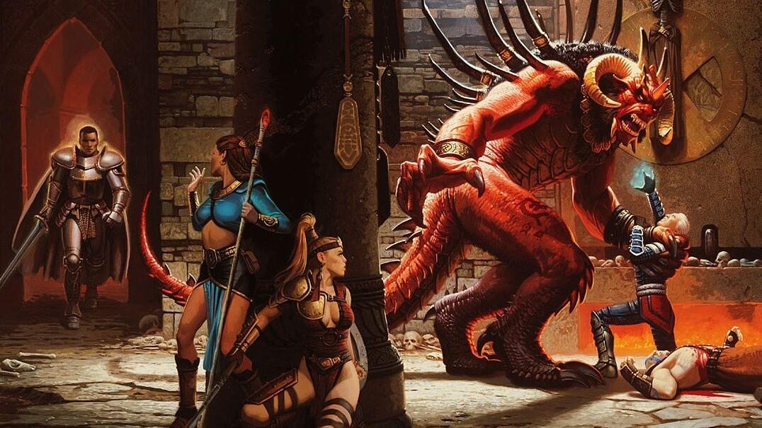 Hellboy writer accidentally confirms 'Diablo' Netflix series