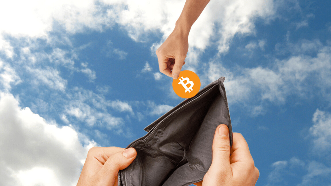 1% of wallets hold 55% of the world's Bitcoin