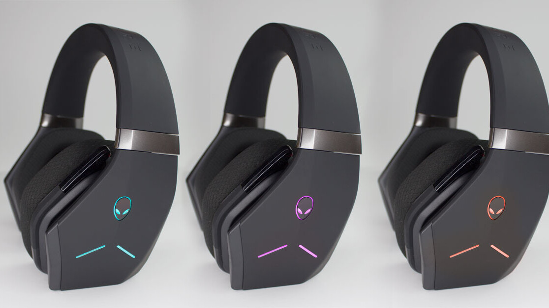 Review: Alienware's first wireless headset gets (almost) everything right