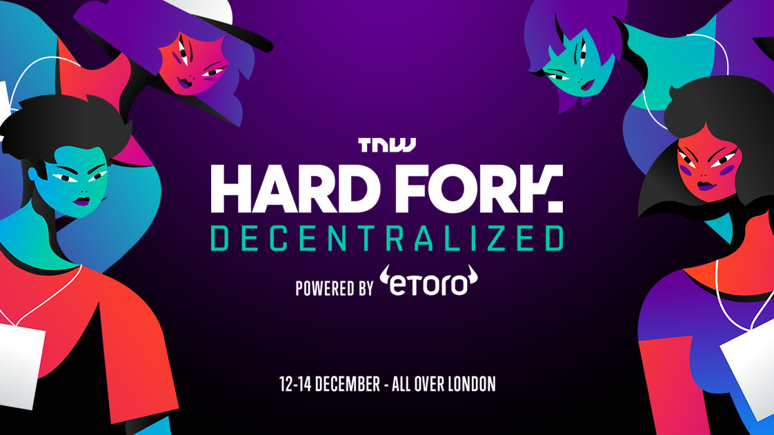 We're launching Hard Fork Decentralized, our first blockchain event