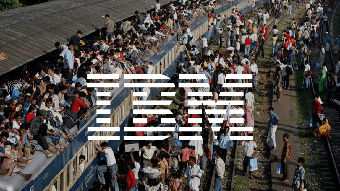 IBM's blockchain course in India attracted more students than it can handle