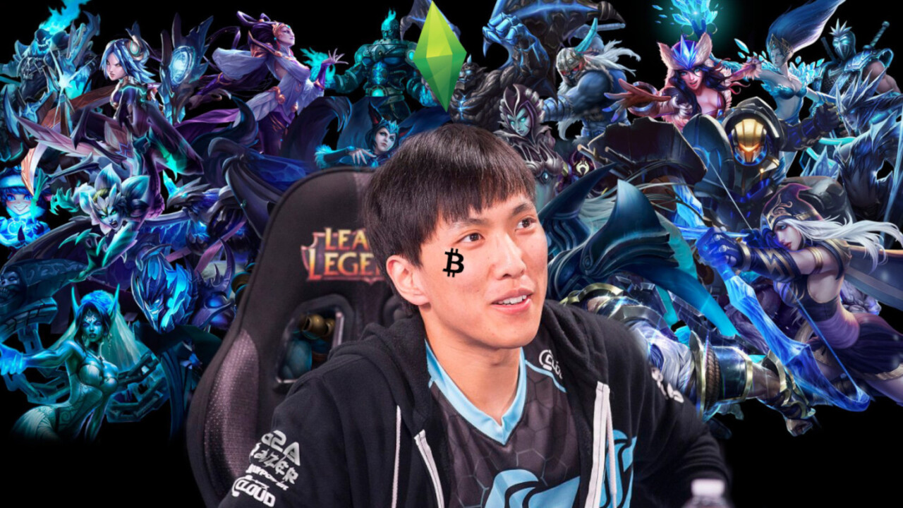 Sim-swappers hack League of Legends star for $200K of cryptocurrency
