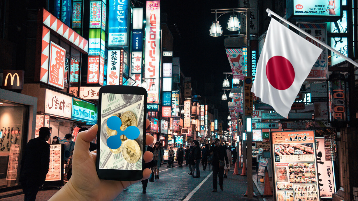 Japan Bank Consortium launches its Ripple-powered payment app