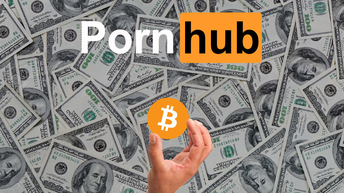Pornhub: Less than 1% of users buy subscriptions with cryptocurrency