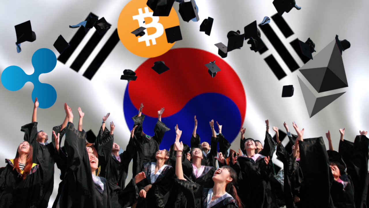 South Korea launches training to create the next generation of blockchain experts