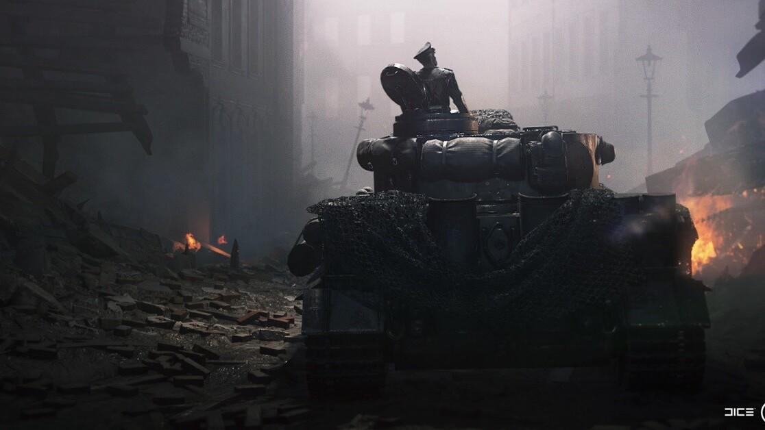 Battlefield V puts battle royale on the back burner to focus on story