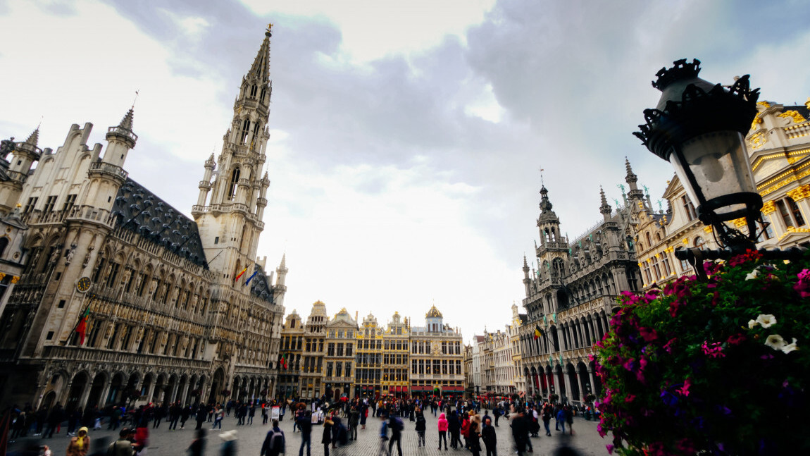 Belgium to polling officials: Please don't accidentally delete all the votes