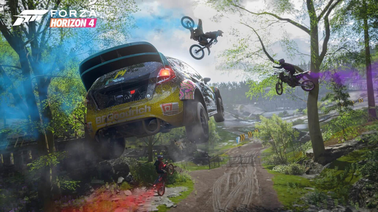 Forza Horizon 4 is the best reason to get Xbox Game Pass today