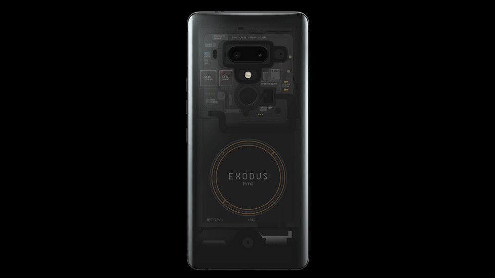 HTC's 'blockchain phone' is real, and you can now pre-order it with Bitcoin and ETH
