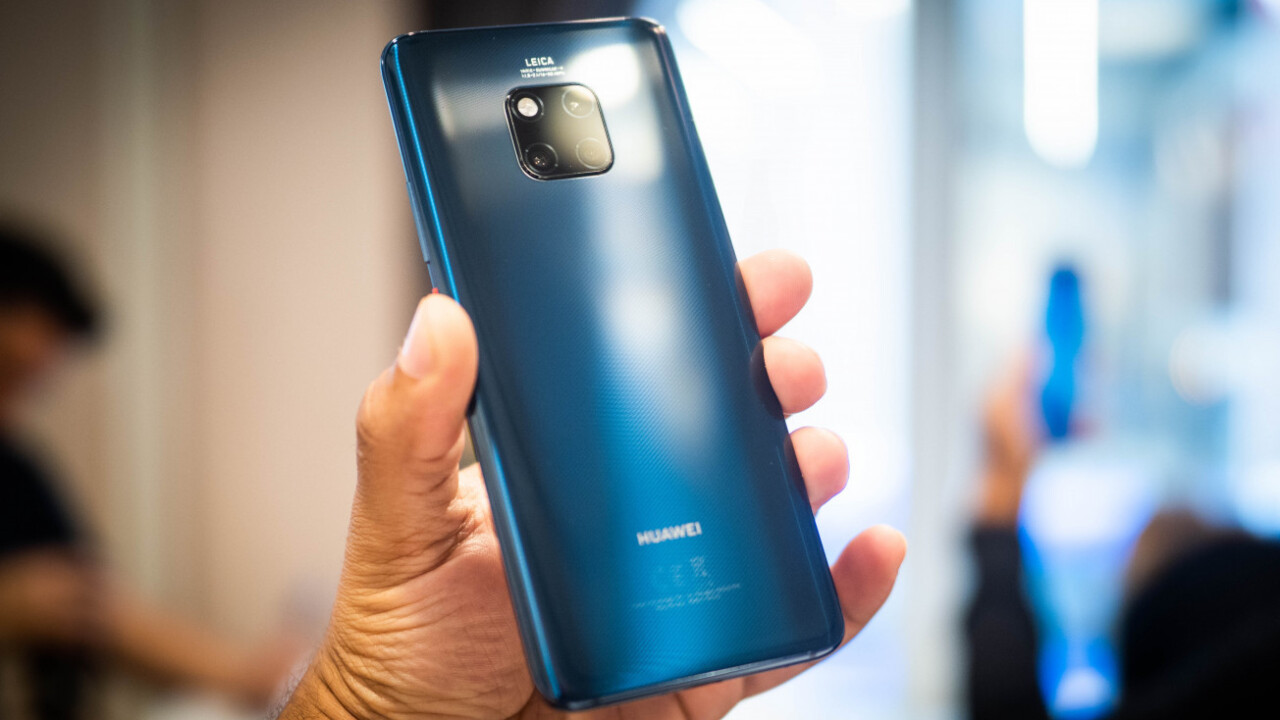 Hands-on: Huawei's Mate 20 Pro is the most ambitious phone in recent memory