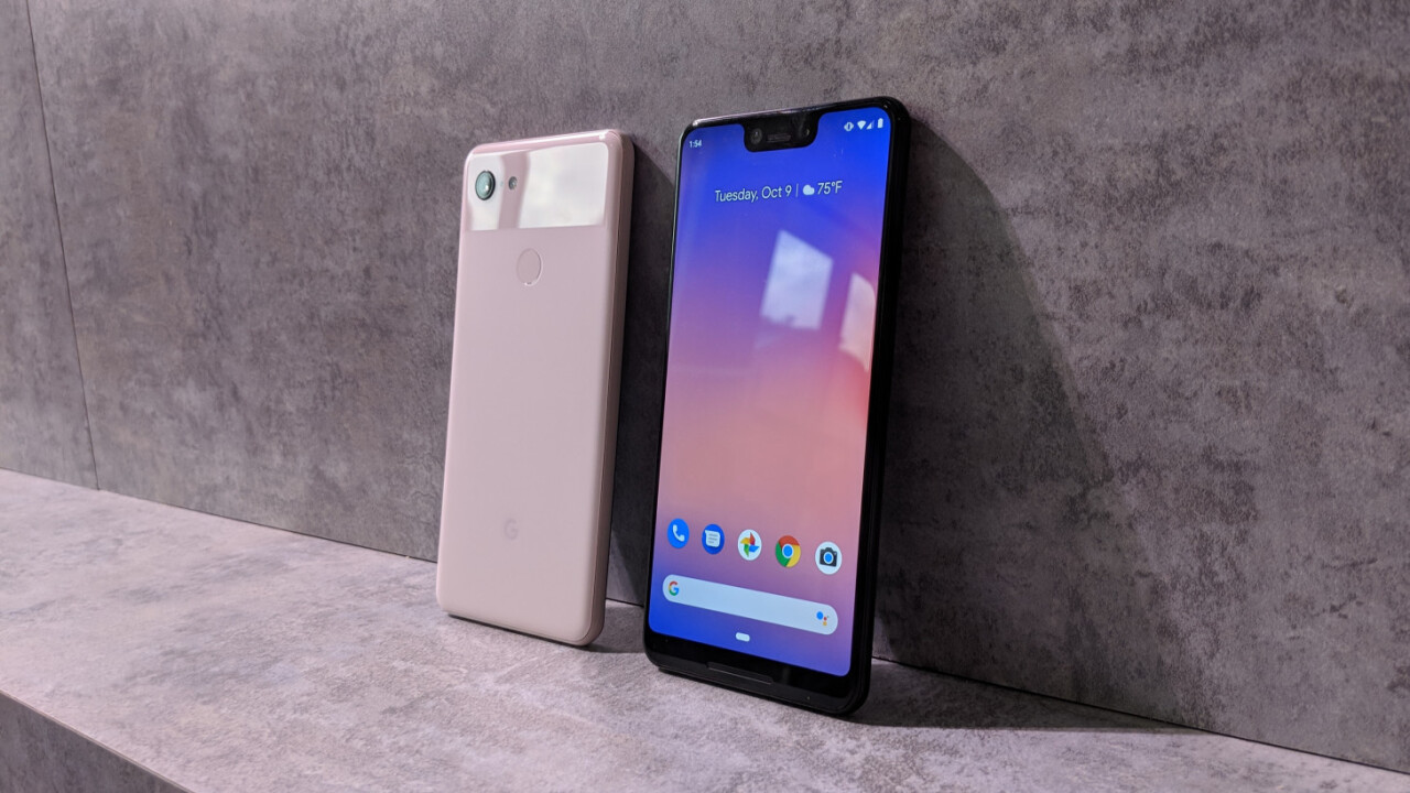 Hands-on: Google's Pixel 3 and Pixel 3 XL bring polished hardware and software