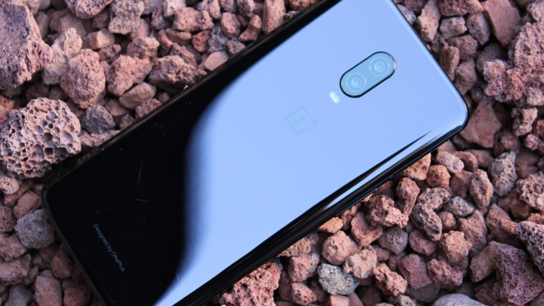 The OnePlus 6T is just a OnePlus 6 in disguise