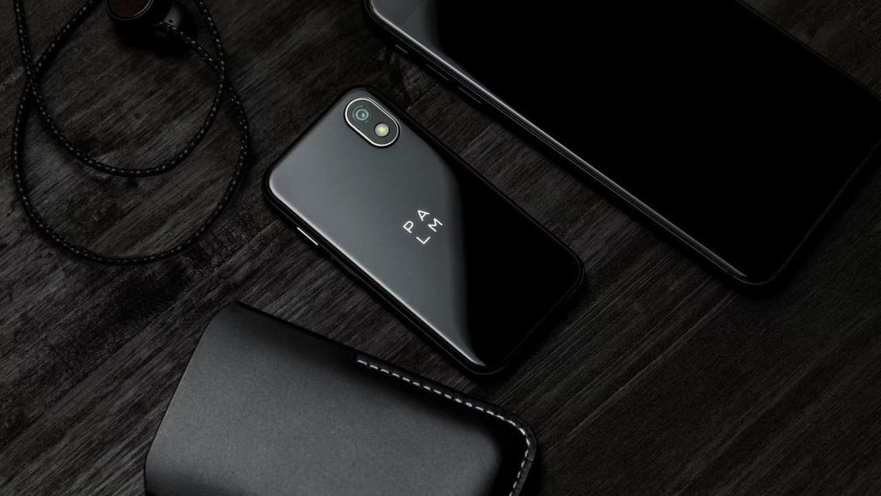 Palm's new companion phone is the comeback we didn't ask for