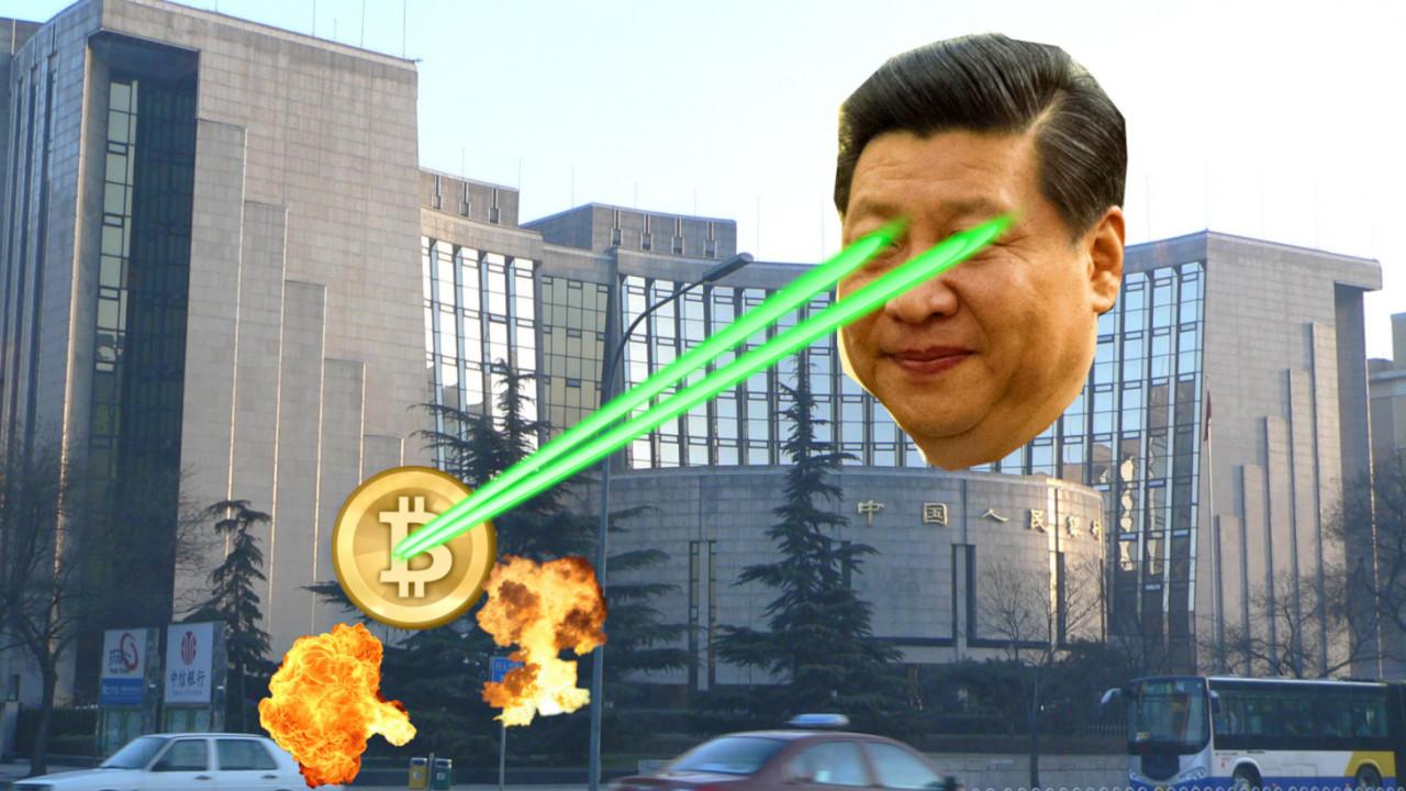 Security token offerings are illegal in Beijing, finance watchdog says