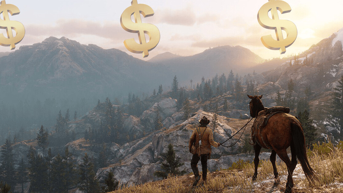 Red Dead Redemption 2 has biggest opening weekend in entertainment history