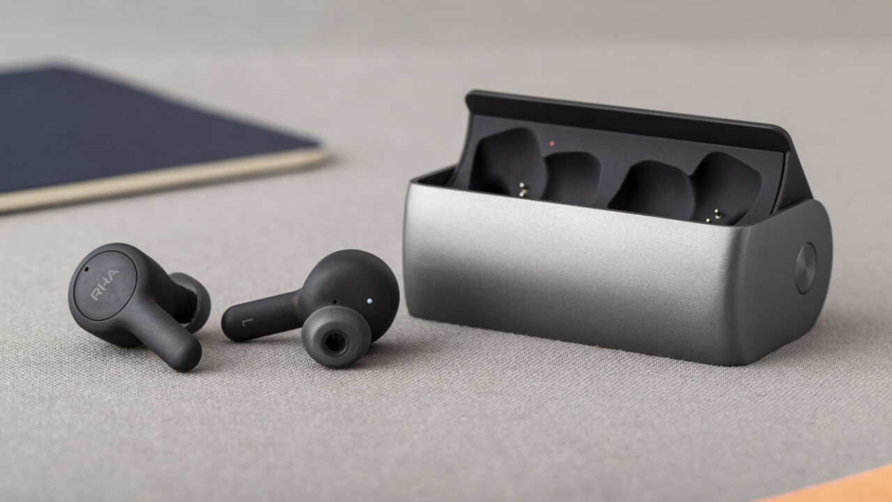 Review: RHA's $170 TrueConnect wireless earbuds are worth every penny