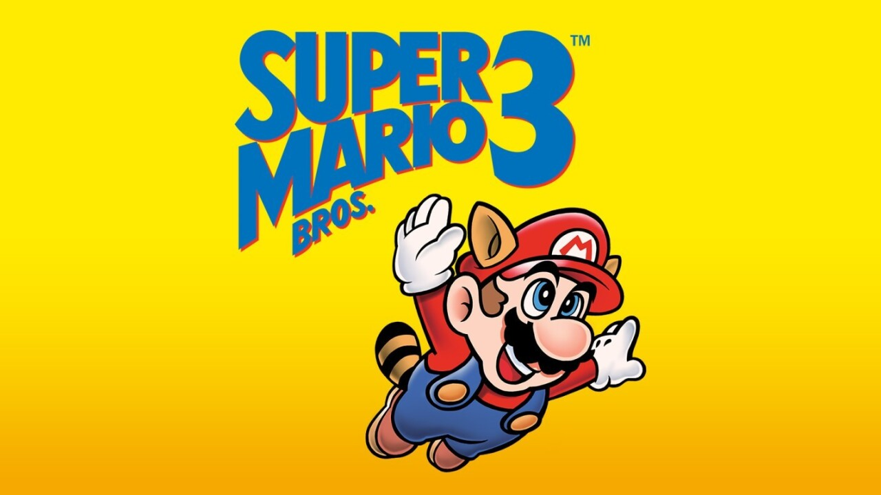 Super Mario Bros. 3 — the greatest game ever — just turned 30
