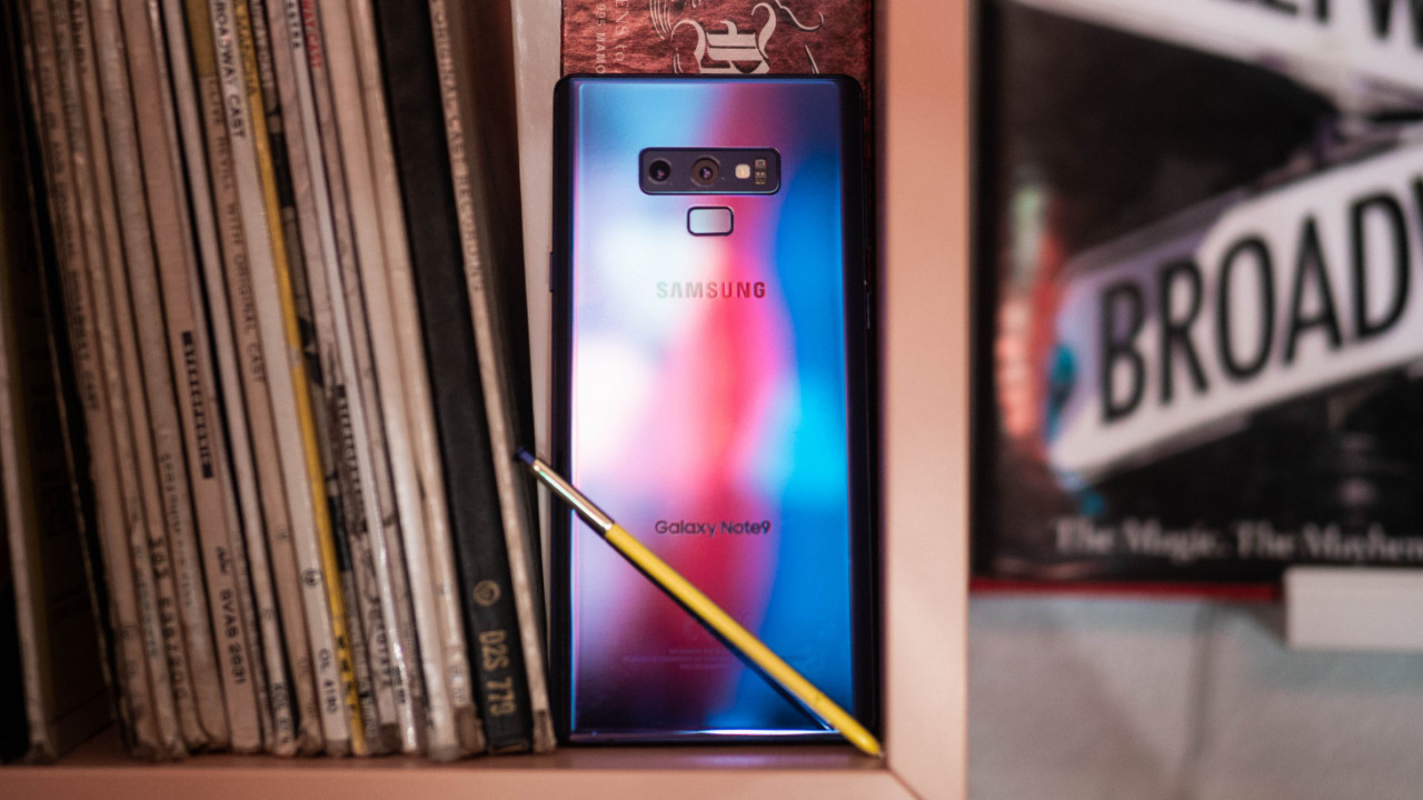 Samsung Galaxy Note 9 Review: This is how you make a $1000 phone