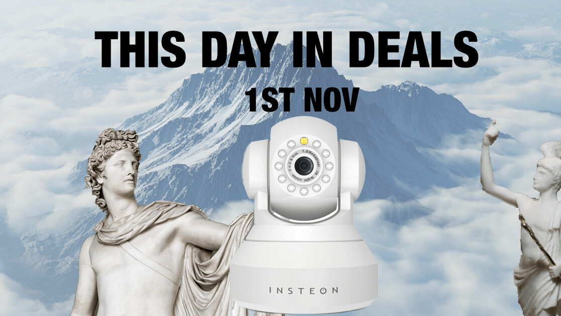 This Day in Deals: 'Magic' security cameras for evading sorcerers