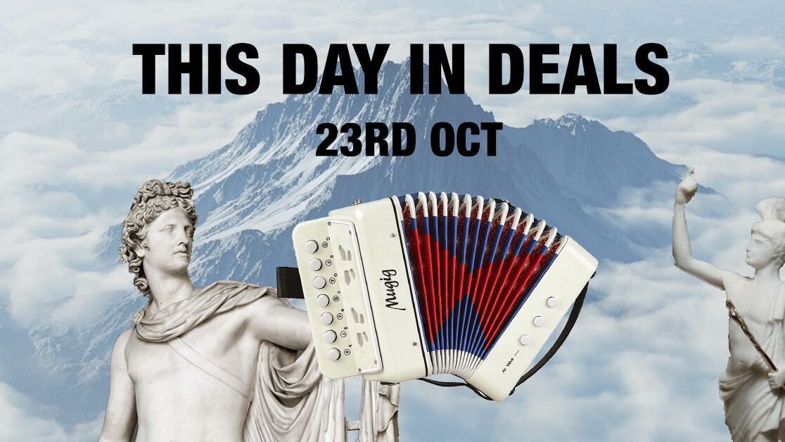 This Day in Deals: Celebrate Weird Al's birthday by buying an accordion