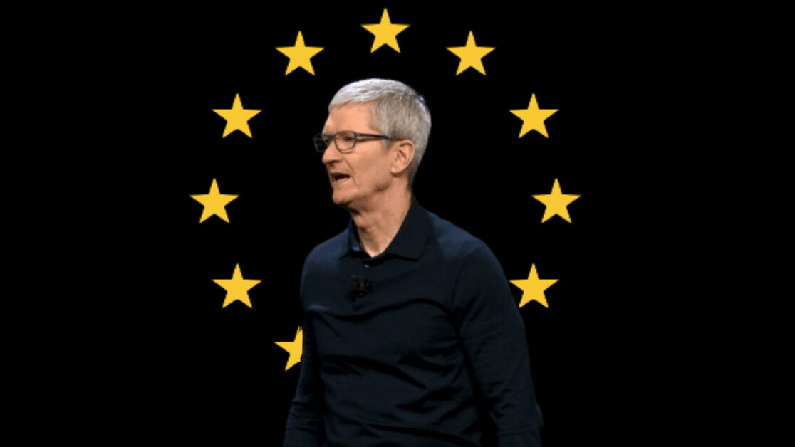 Tim Cook supports EU's strict privacy laws — but thinks taxes are 'crap'