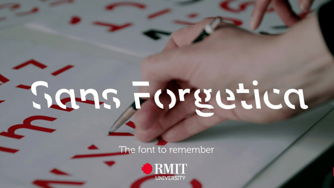 Researchers have created a font that can boost your memory