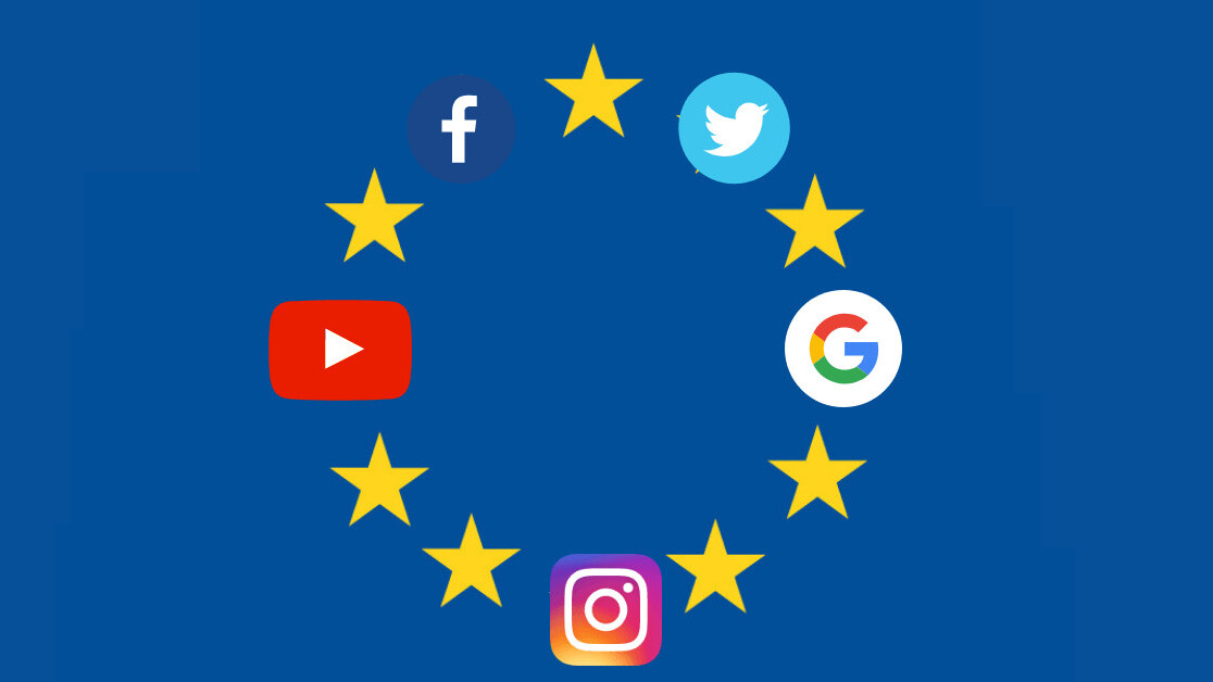 EU's new copyright law will cement the dominance of tech giants