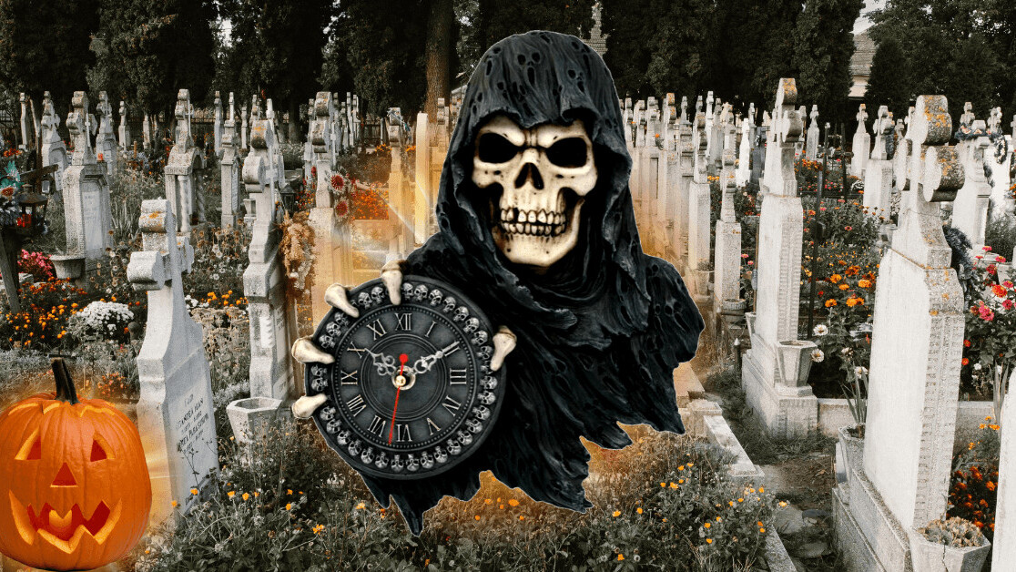 The average of these 5 death clocks could be the day you die